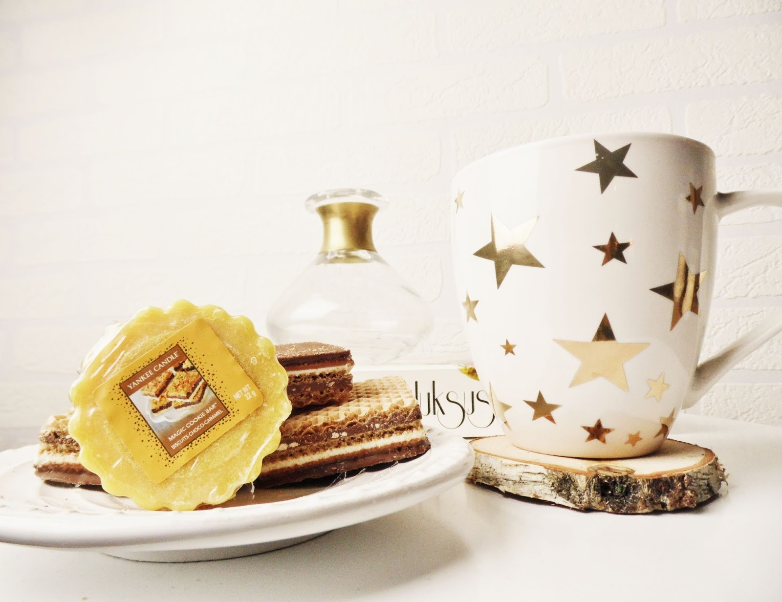 Yankee Candle Magic Cookie Bar wosk
