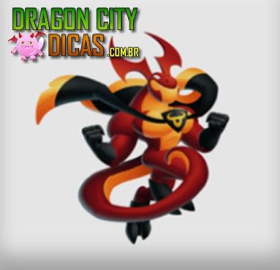 Dragão Poderoso - Informações