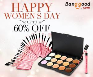 Banggood makeup