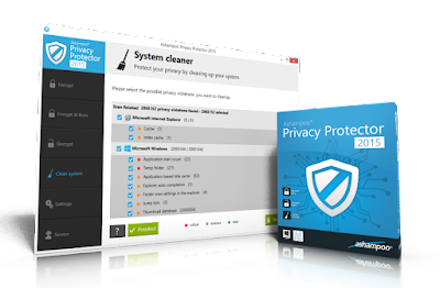 Free Download Ashampoo Privacy Protector