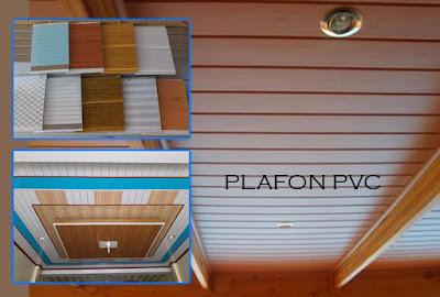 HARGA PASANG PLAFON PVC PRINGSEWU PER METER