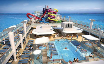 Norwegian Cruise Line's Norwegian Breakaway to Sail to Florida & Bahamas - New 14 Day Western Caribbean Cruise
