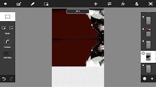 Cara membuat wallpaper anime yang keren