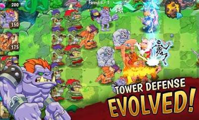 Trolls vs Vikings 2 Apk + Mod for android