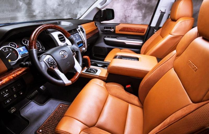 New Toyota Tundra Truck Double Cab Sr5 Crewmax