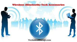 Tech Talks: Wireless Bluetooth Tech Accessories