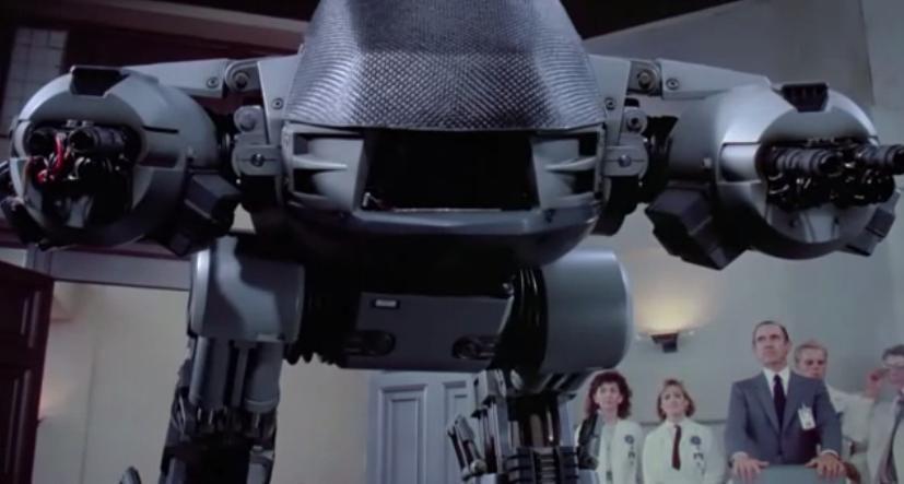 あのキモいロボットが進化!車輪...