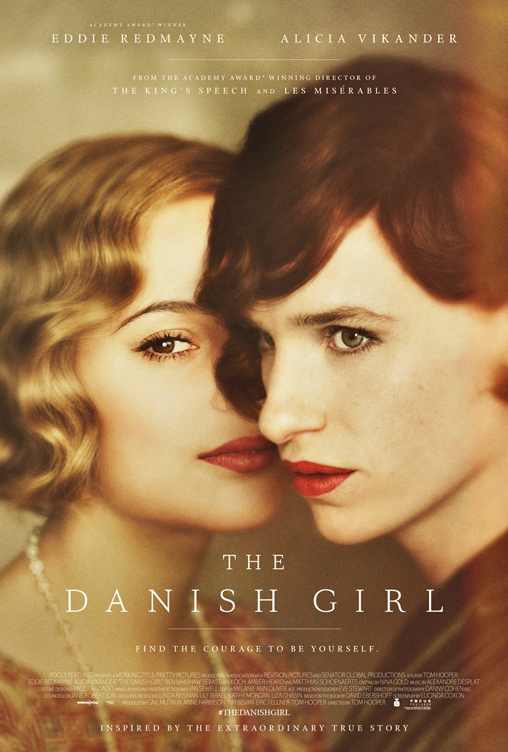 Póster: The danish girl