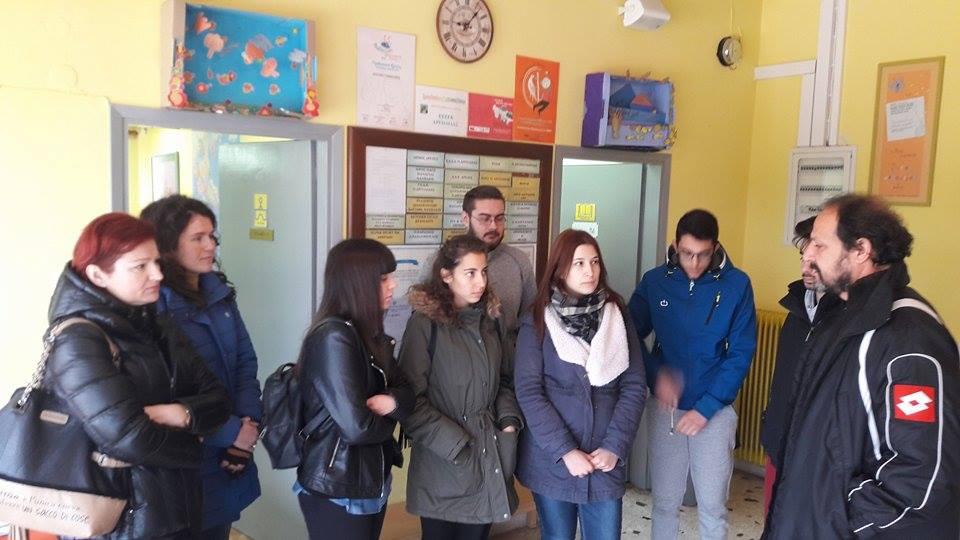 Εκπαιδευτική επίσκεψη των σπουδαστών του Δ.ΙΕΚ Άργους στο Ε.Ε.Ε.Ε.Κ.  Αργολίδας d67b0c379f2