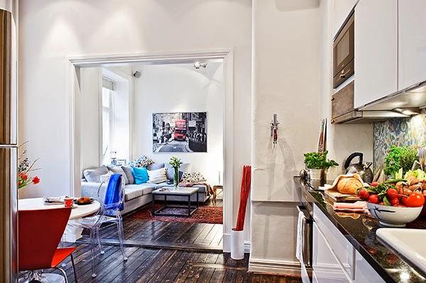 serviços de design de interiores imóveis