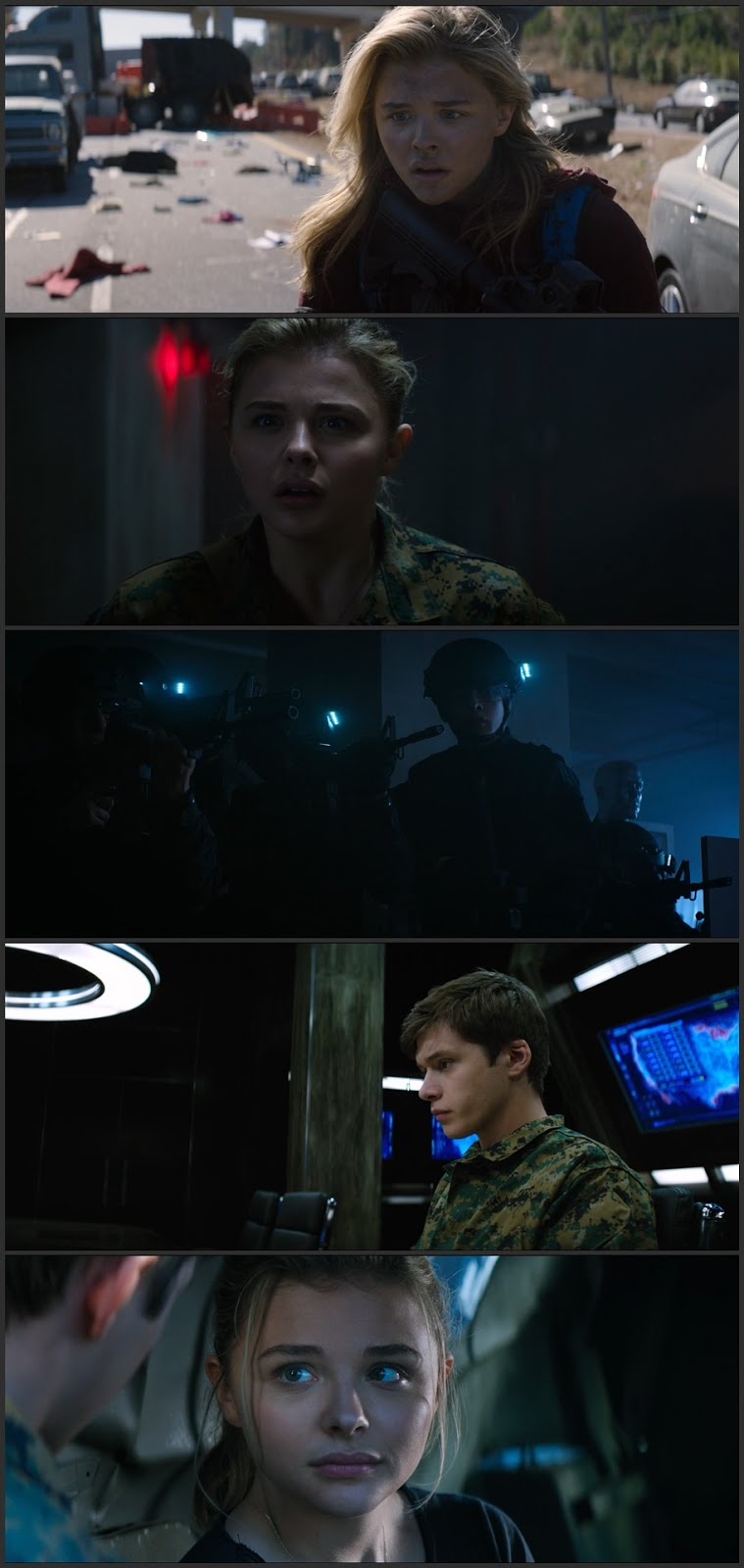 The 5th Wave (2016) Dual Audio Hindi ORG 1080p BluRay 2.4GB ESubs Movie Download