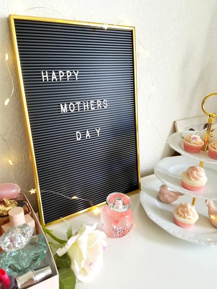 Geschenkideen Muttertag 2018 - Vintage Letter Board / Buchstaben Tafel von Radbag 4