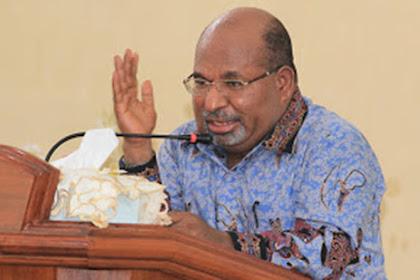 Bukan Ahokers Namanya Kalu Tak Buat Berita Hoax & Provokasi, Gubernur Papua Bantah Berita Fitnah Dirinya Ancam Papua Merdeka Bila Non Muslim Tak Boleh Jadi Gubernur
