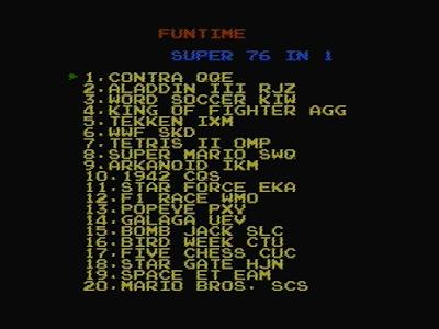 SomeRussianMarioDude: Famicom Bootleg Carts Collection 4