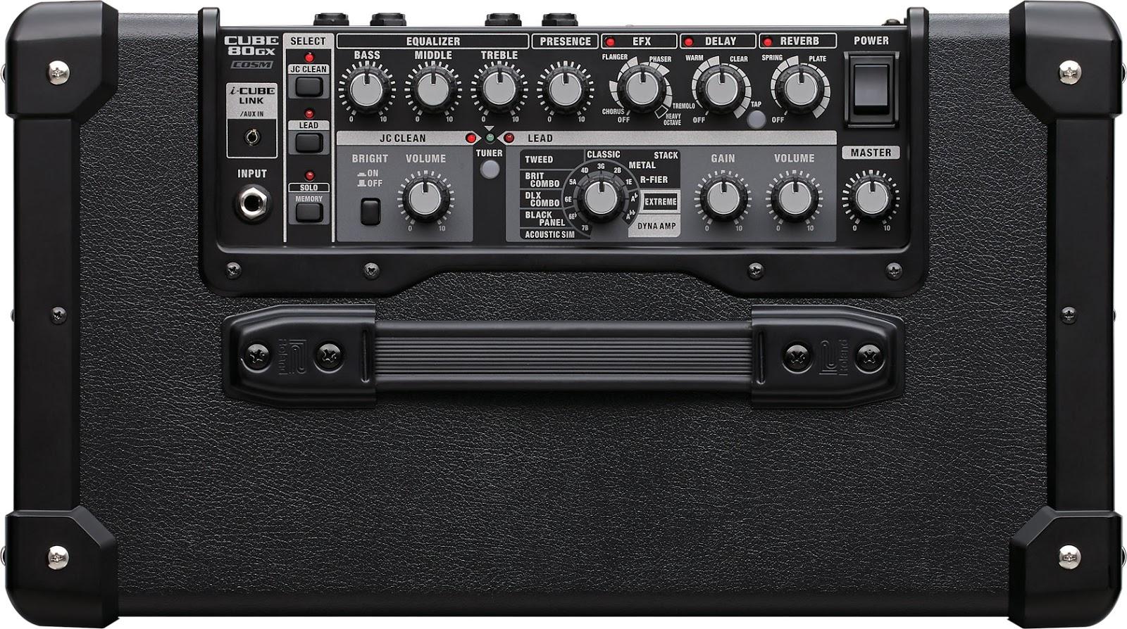 Giá Bán Loa Combo Roland Cube 80GX Cao Cấp Ở Tphcm
