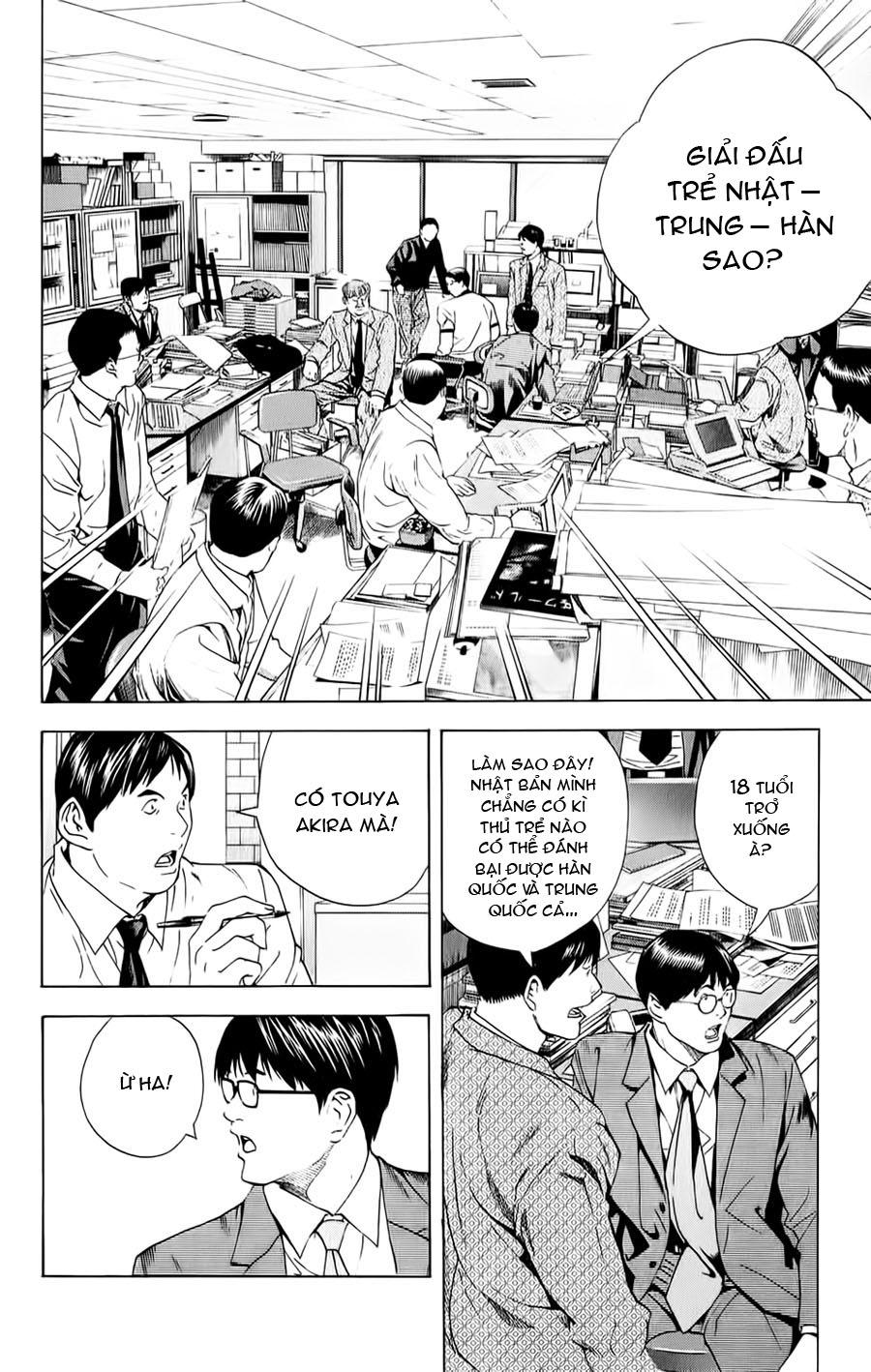 Hikaru No Go hikaru no go chap 146 trang 8