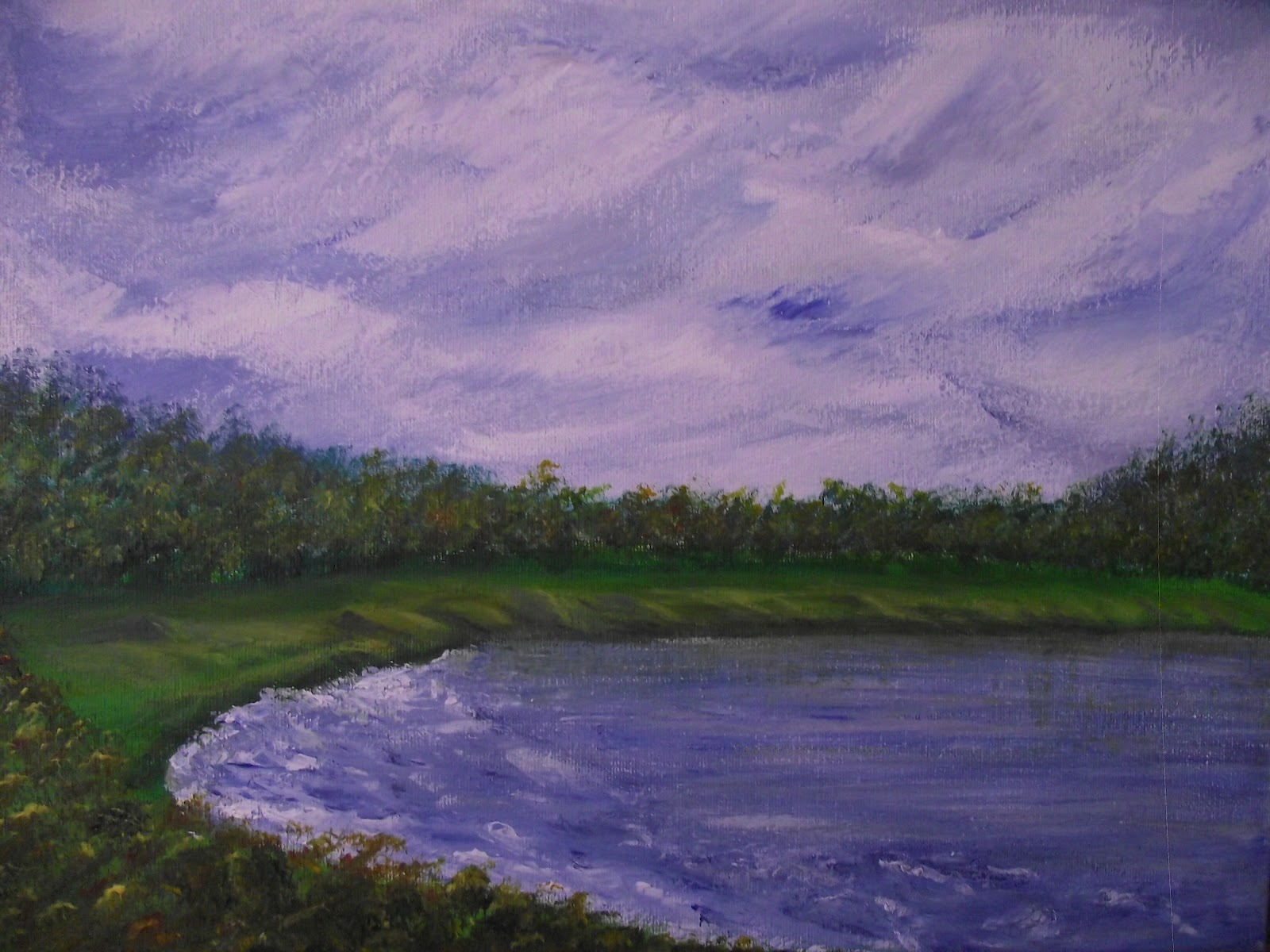 Painting Landscapes And Seascapes Landscape And Seascape