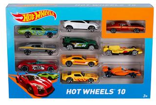modellini hot wheels