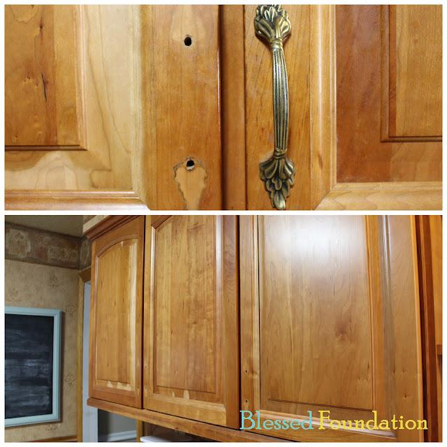 Blessed Foundation: Post 34: Kitchen Demolition -- Furdowns