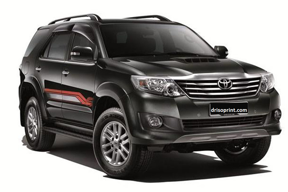 2016 Toyota Fortuner Specs,Change & Release Date