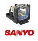lampu infocus sanyo