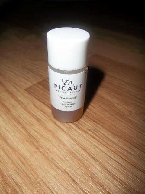 Precious Oil - M Picaut