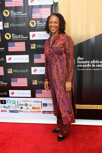 19 Photos: Celebs step out for Future Africa Awards Nominees Reception