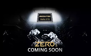 Infinix Zero 3 (Hero3Logy) spotted with MediaTek Helio X10 Chipset price in nigeria