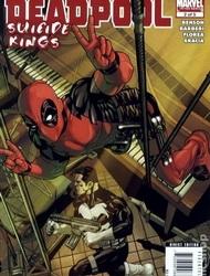 Truyện tranh Deadpool: Suicide Kings