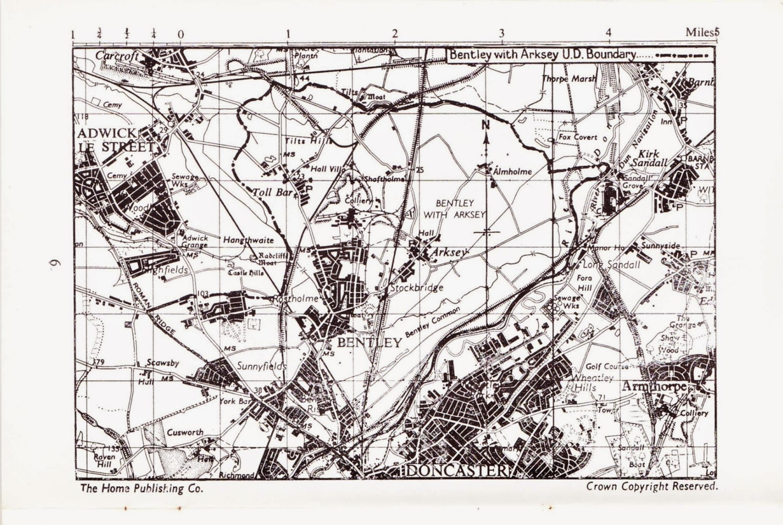 West India Diocesan Boundaries 1922 Map Attractive And Durable Anglican Missionary Stations Dashing North