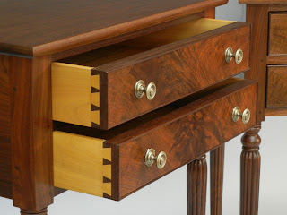 Handmade Walnut Nightstands