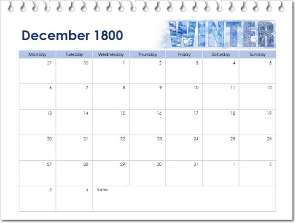 desember 1800