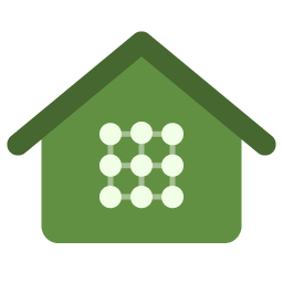 Preview of Home icon, Hut icon, Home Logo icon, folder icon