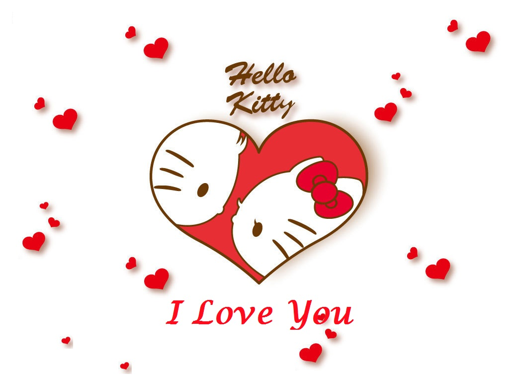 da3fd629d Hello Kitty Hd Wallpaper Download Hello Kitty I Love You Images