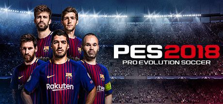 PES 2018: Pro Evolution Soccer 2018 PT-BR + Crack PC Torrent