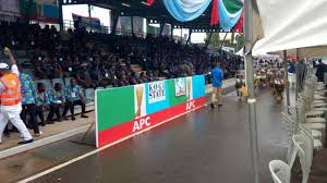 current even news articles on APC convention in Abuja