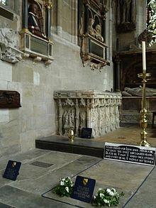 Shakespeare's Tomb at Holy Trinity Church