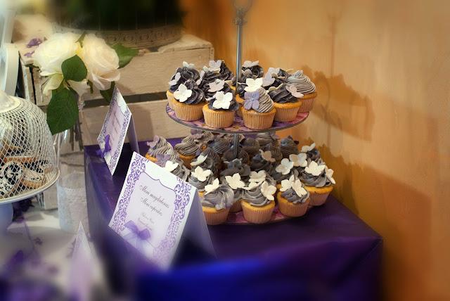 Mesa dulce boda tonos morado cadbury lila violeta candybar Gandia Ontinyent Alcoi Xativa Valencia La Safor