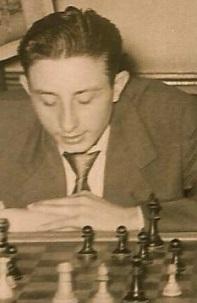 El ajedrecista Josep Monedero González