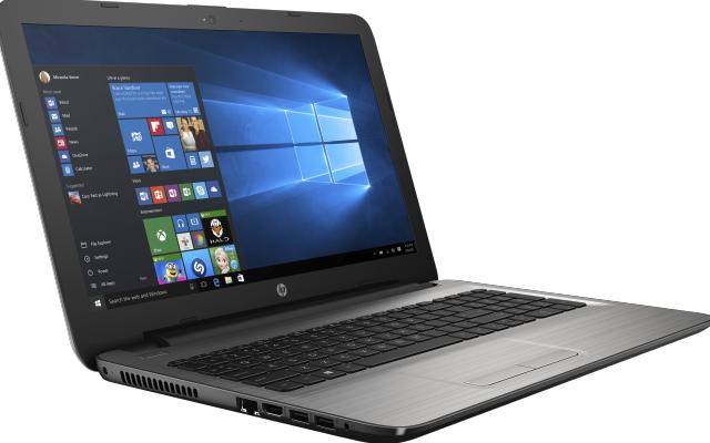 HP 15-ay196nr Review of a Cheap i7 Kaby Lake laptop