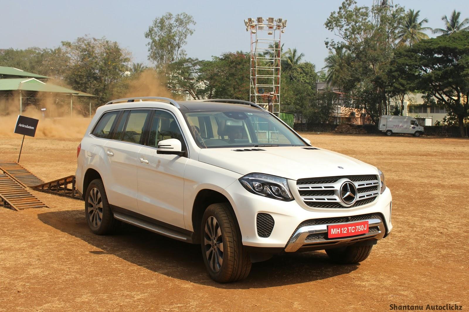 Mercedes gls 350d 2017 for Mercedes benz gls 350d price in india