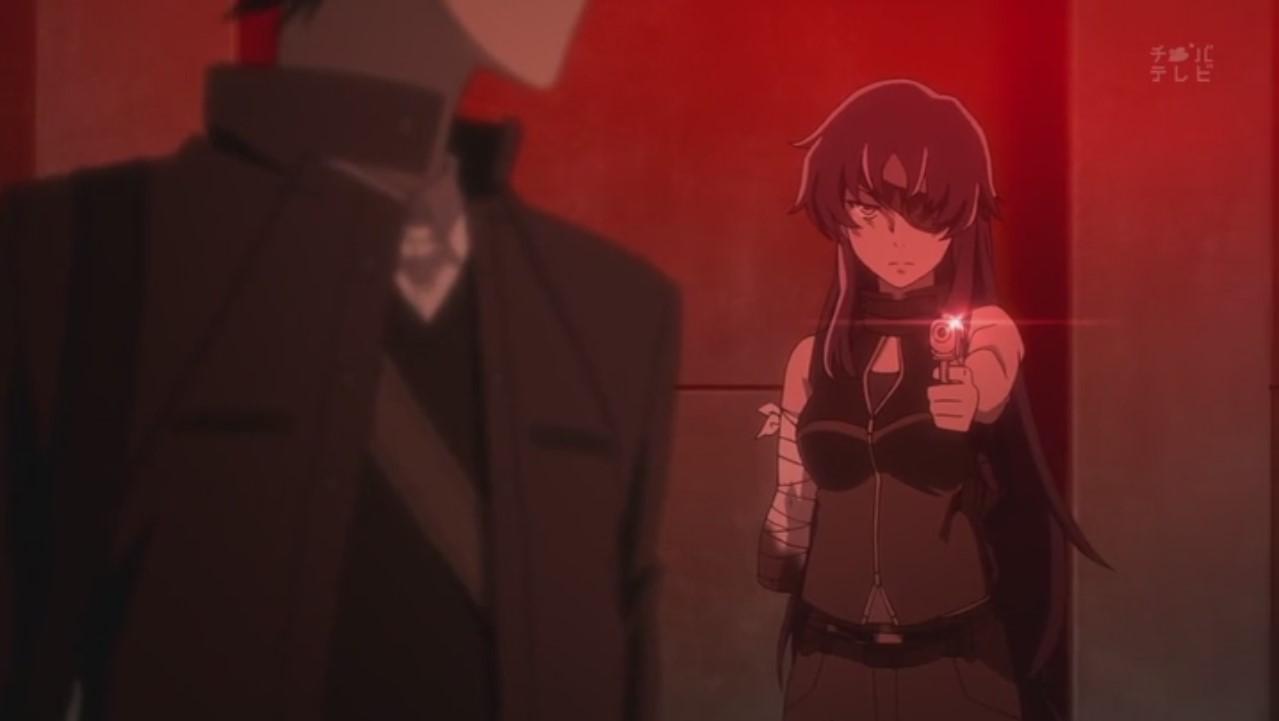 Mirai Nikki: Episodio 21 – Código De Segurança