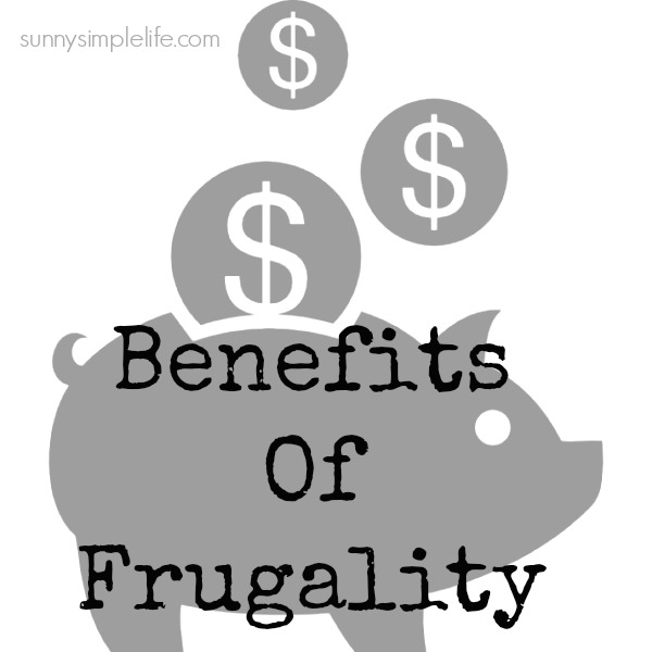 saving money, frugal living