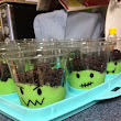 Monster Pudding Cups