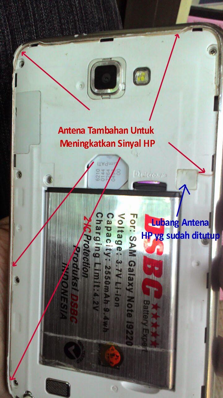 Penguat Sinyal Hp Melalui Antena Sinyal Bojonegoro Berbagi