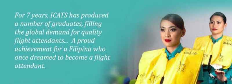 7th Anniversary Event of the Country's Leading Flight Attendant ...