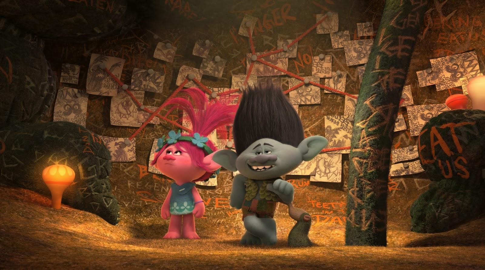 """Conheça os dubladores da animação """"Trolls"""", da DreamWorks"""