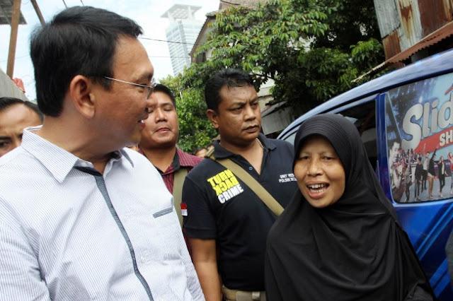 Calon Gubernur DKI Jakarta Ahok Diharapkan Bikin Program Khusus Janda