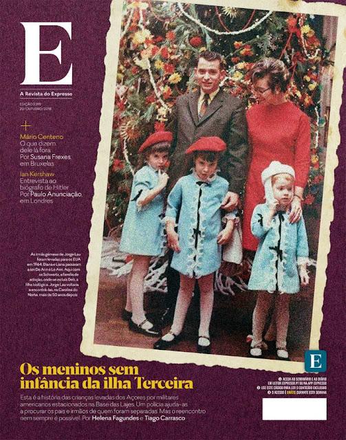 É a vida. Militares ianques levaram imensas crianças dos Açores