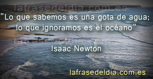 Citas famosas de Isaac Newton
